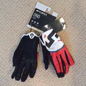 Red Hook Crit Cycling gloves Giro DND, men's large